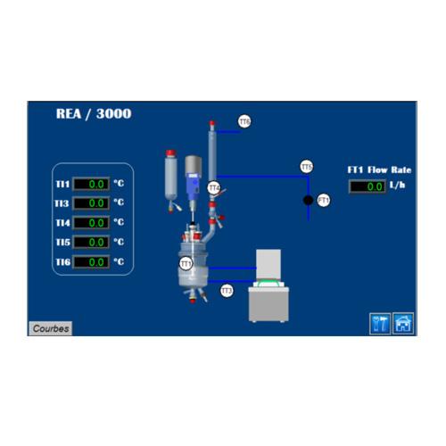 mini réacteur