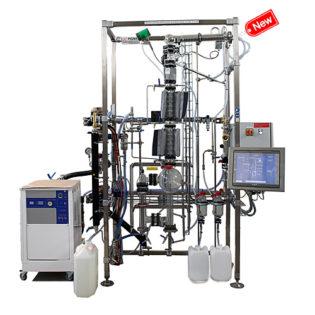 Distillation discontinue
