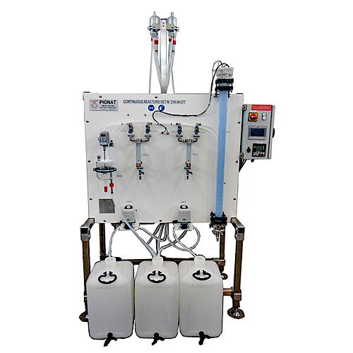 Machine enseignement réacteur