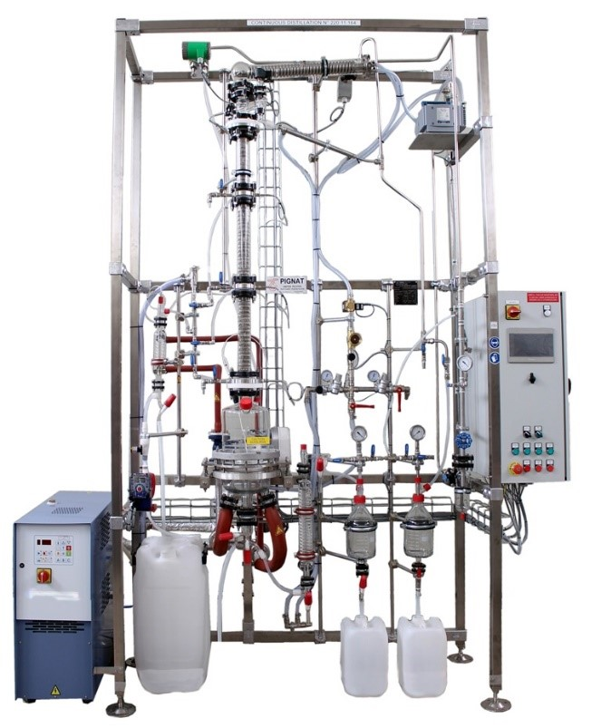 distillation produits corrofis